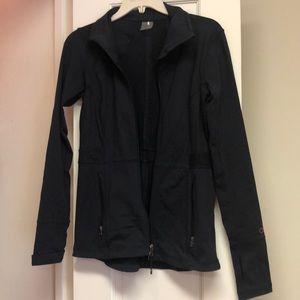 Calia black workout jacket